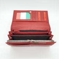 Immagine di Portafoglio grande colorato con clip
