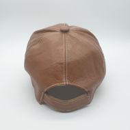 Immagine di Cappello Baseball in vera pelle